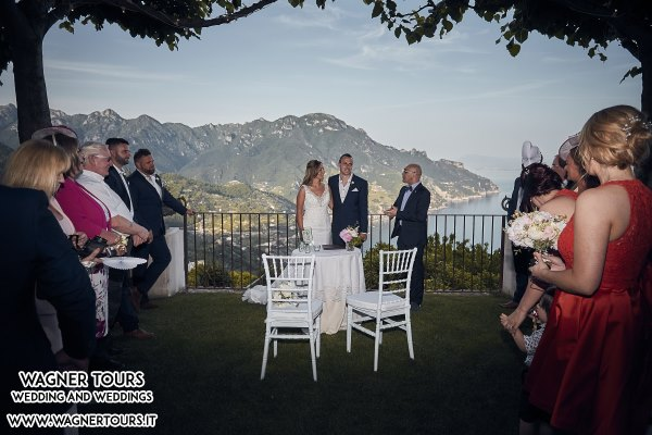 Der tour wedding