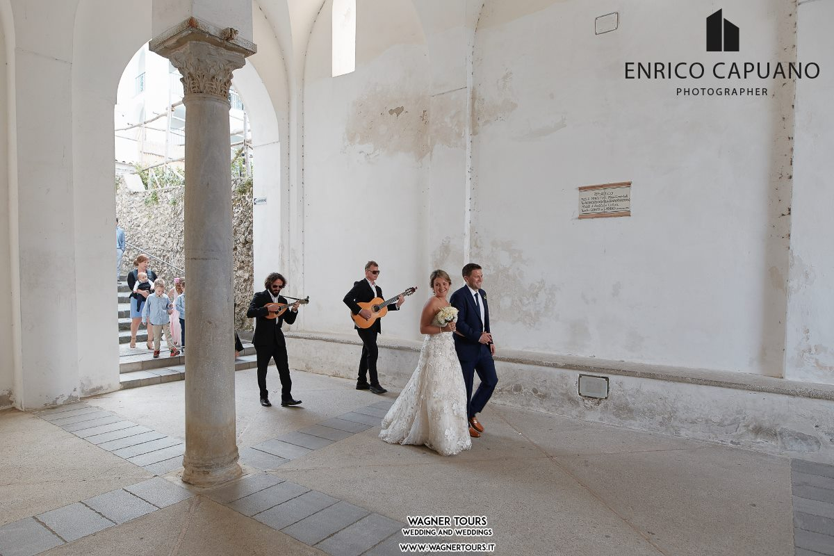 Wedding Music In Ravello Entertainment Guitar And Mandolin All Photos Planned By Mario Capuano The Local Planner